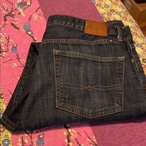 Men's 363 vintage straight Lucky jeans W36 L32